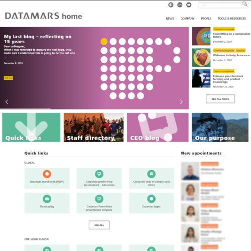 Home Datamars