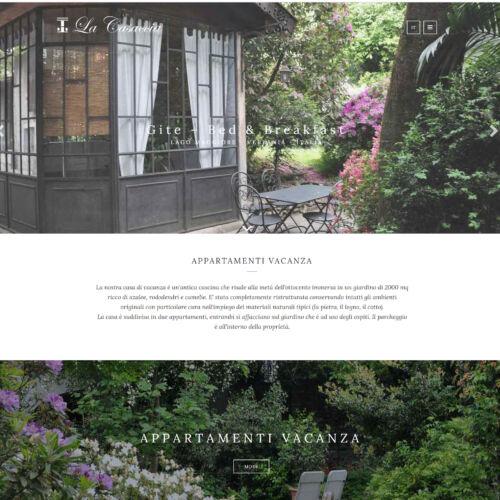 La Casaccia – Appartamenti vacanze