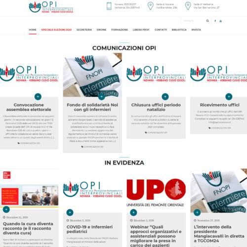 OPI Novara-VCO