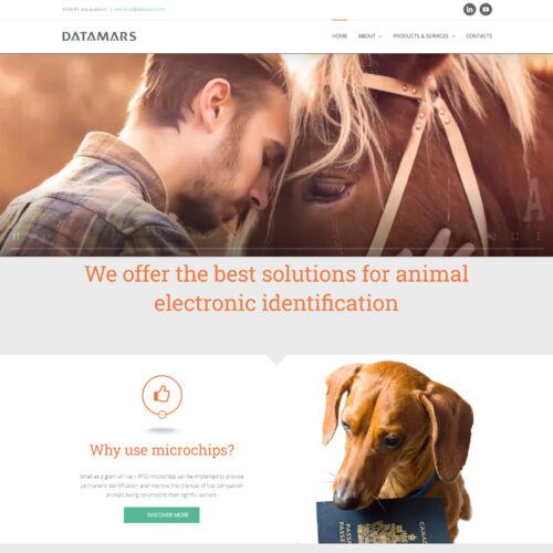 Pet Datamars